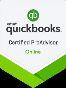 Certified QuickBooks Online ProAdvisor Mesa AZ