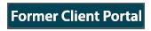 Former Client Portal button